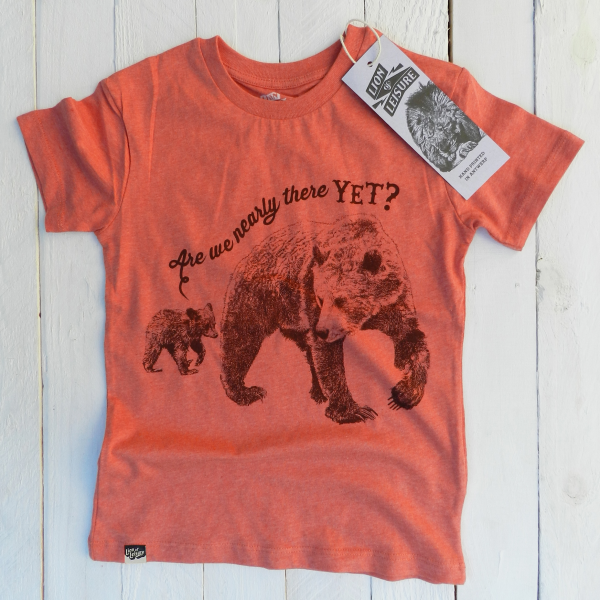 Leuke T-shirts van Lion of leisure
