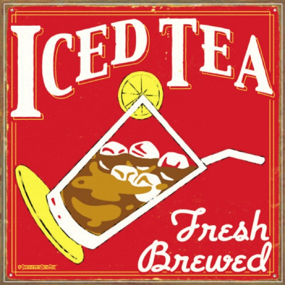 Workshop: Iced Tea maken
