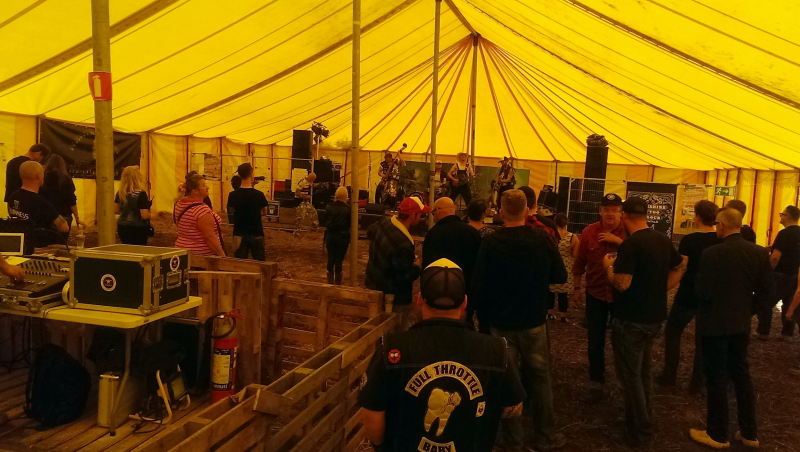 Pirate Farm Fest in Tielt-Winge