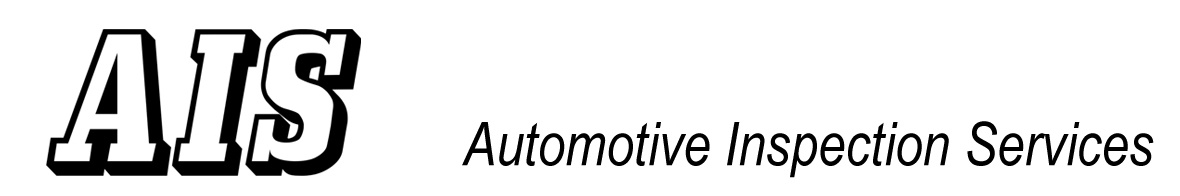 Automotive Inspection Services