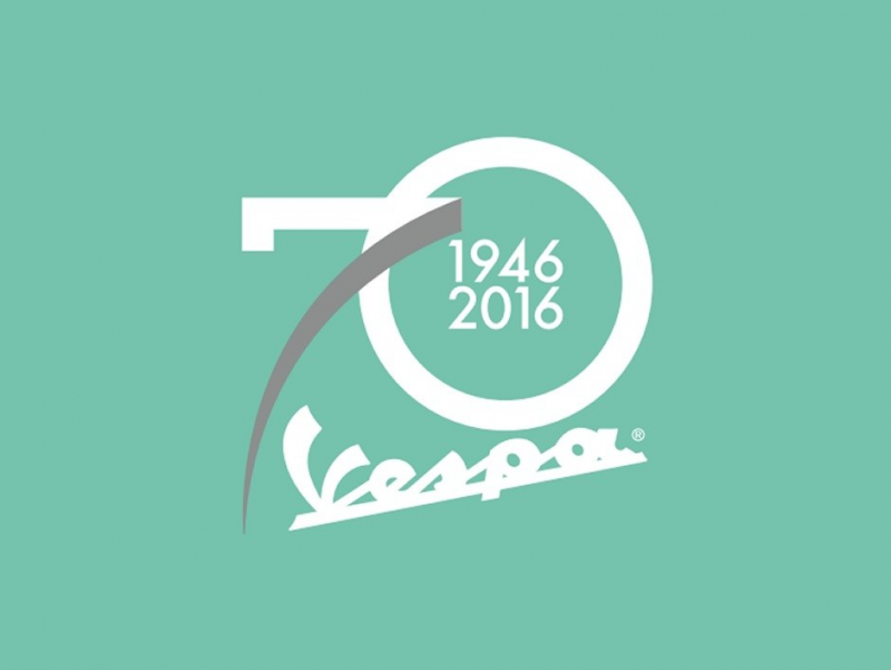 Happy 70th Birthday, Vespa!